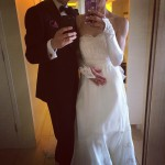 Just married! #inst_lf